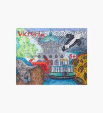 Victoria BC Art Board