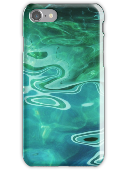 H2O #67 (iPhone Case) by Lena Weiss