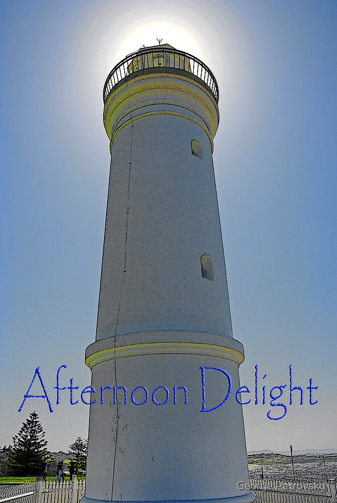 Afternoon Delight by George Petrovsky