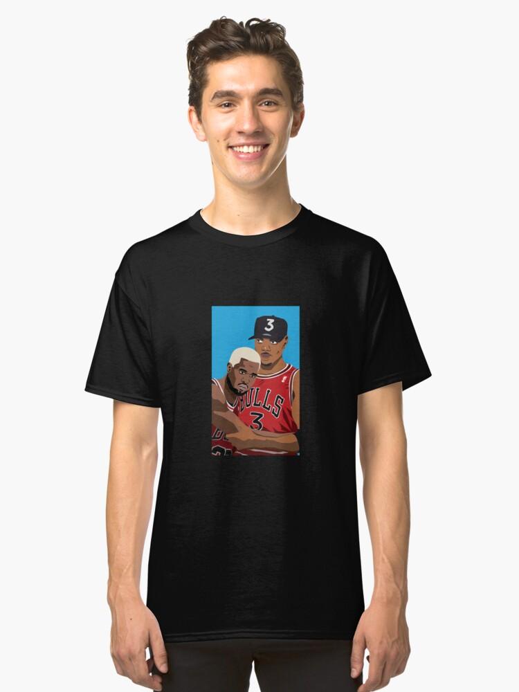 Flu Game Classic T-Shirt Front