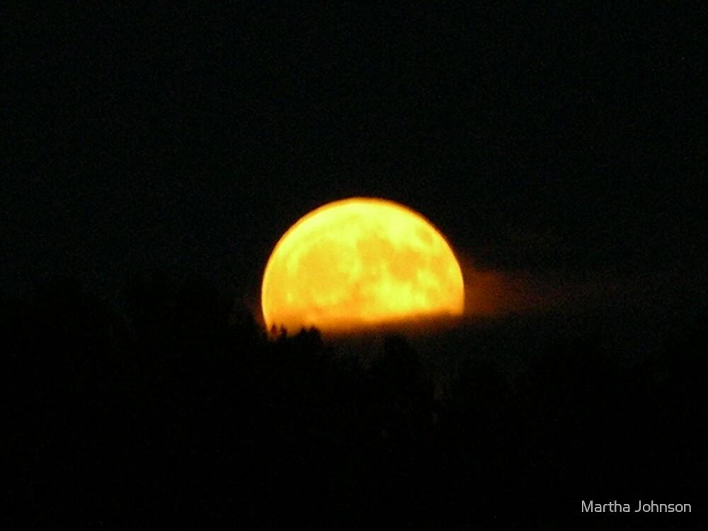 Golden Moon by Martha Johnson