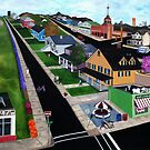 Home Town USA by Weshon  Hornsby