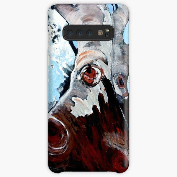 Old mother Redgum, Flinders Ranges  Samsung Galaxy Snap Case