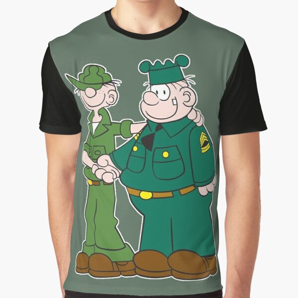 Beetle Bailey Graphic T-Shirt