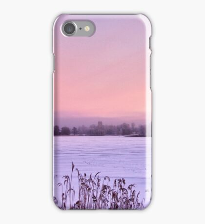 Lilac dawn iPhone Case/Skin