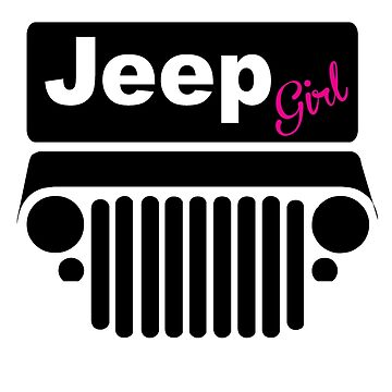 Jeep Girl 3 by SixtyOneDesign