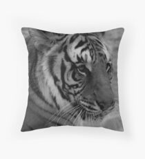 Bangel Tiger Throw Pillow