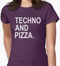 Techno & Pizza T-Shirt