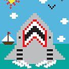 Shark Attack! by riomarcos