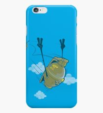 BORN TO KILL -  funny  army grenade iPhone 6 Case