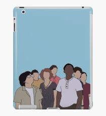 PEOPLES iPad Case/Skin