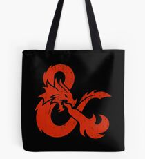 Dungeons & Dragons Tote Bag