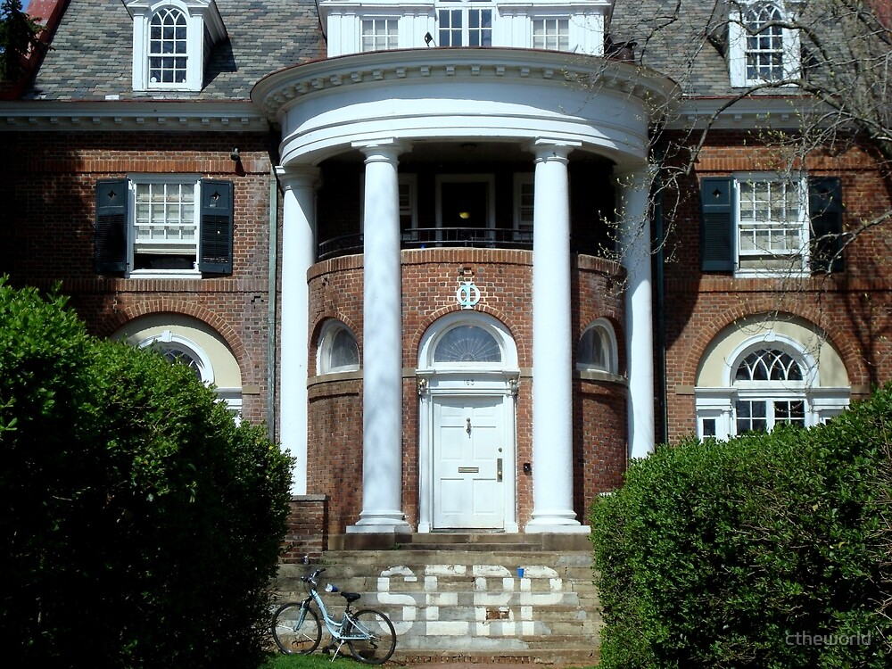 Frat House by ctheworld