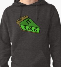 Pi day 2015 Pullover Hoodie