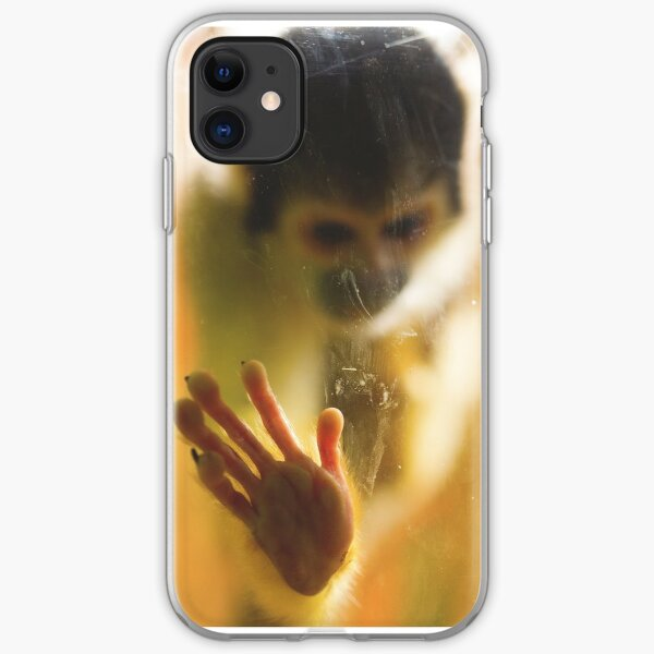 Bolivian Squirrel Monkey iPhone Soft Case