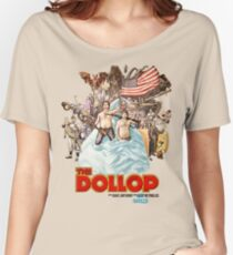 The Dollop - (T-Shirt) Women's Relaxed Fit T-Shirt