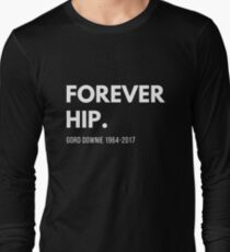 Gord Downie Tribute T-shirt  T-Shirt