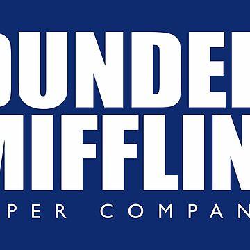 Dunder Mifflin Merchandise by StacyKing
