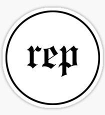 Reputation Sticker