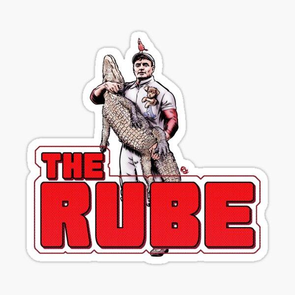 DOLLOP - THE RUBE Sticker