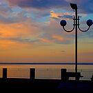 Sicily sunset by loiteke