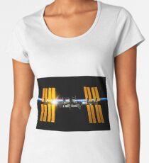 ISS Women's Premium T-Shirt