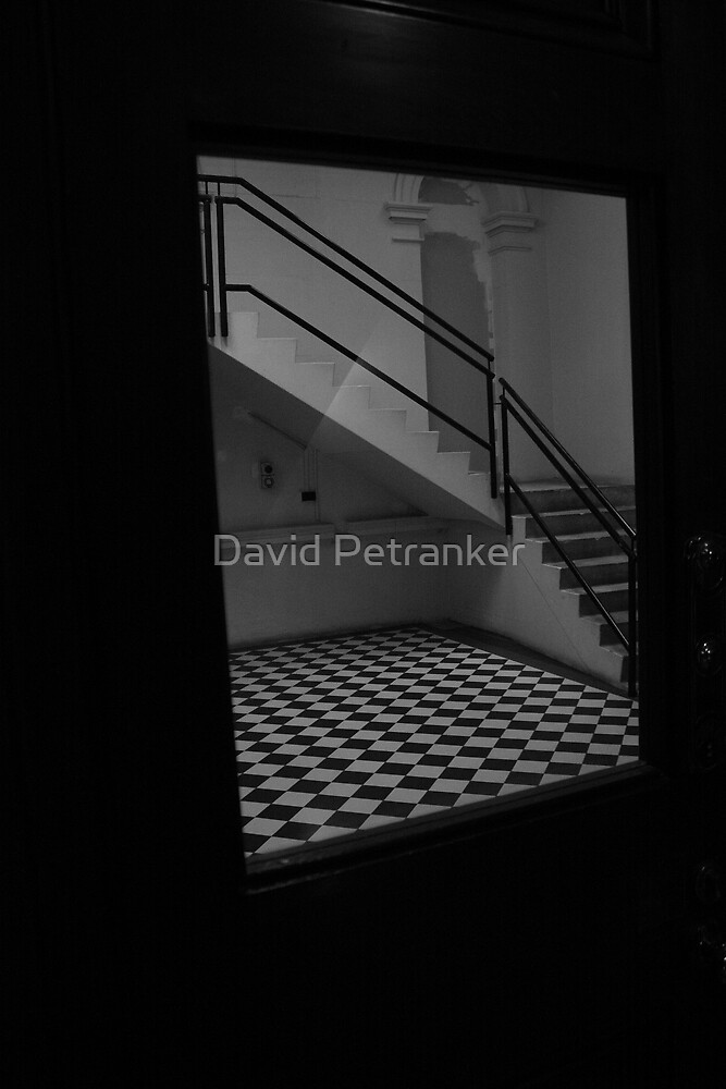 Stairs on the inside by David Petranker