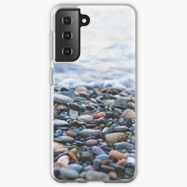 Pebbles on the Beach Samsung Galaxy Soft Case