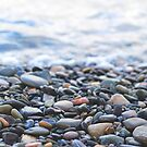 Pebbles on the Beach by IAmPaul
