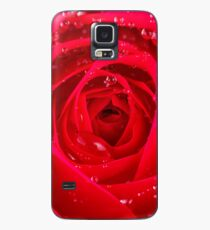 Rose Macro Case/Skin for Samsung Galaxy