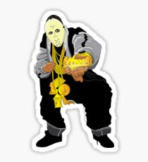 Ghostface Killah Sticker