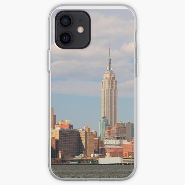 New York Skyline iPhone Soft Case