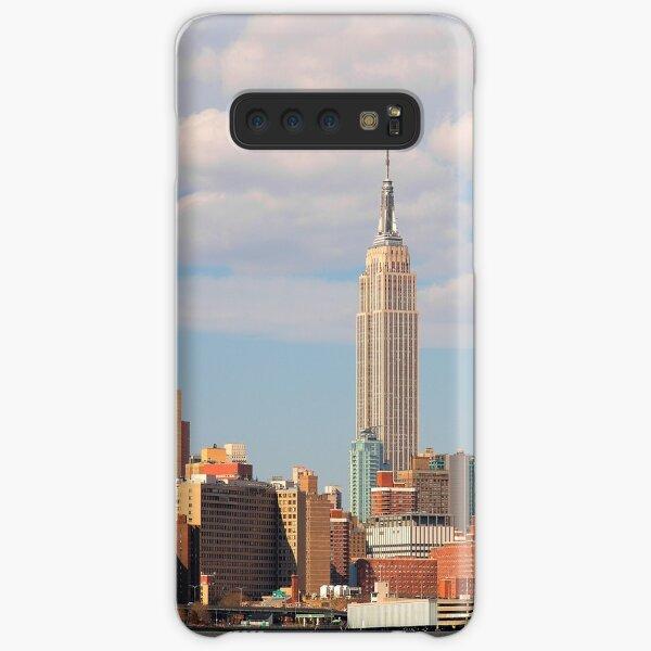 New York Skyline Samsung Galaxy Snap Case