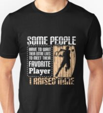 Have To Wait To Meet Favorite Player Sports T-Shirt Tennis T-Shirt