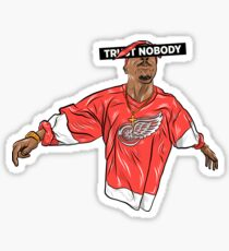 Trust Nobody Sticker