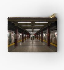 New York Subway Studio Pouch