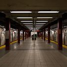 New York Subway by IAmPaul