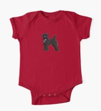 Poodle #2 One Piece - Short Sleeve