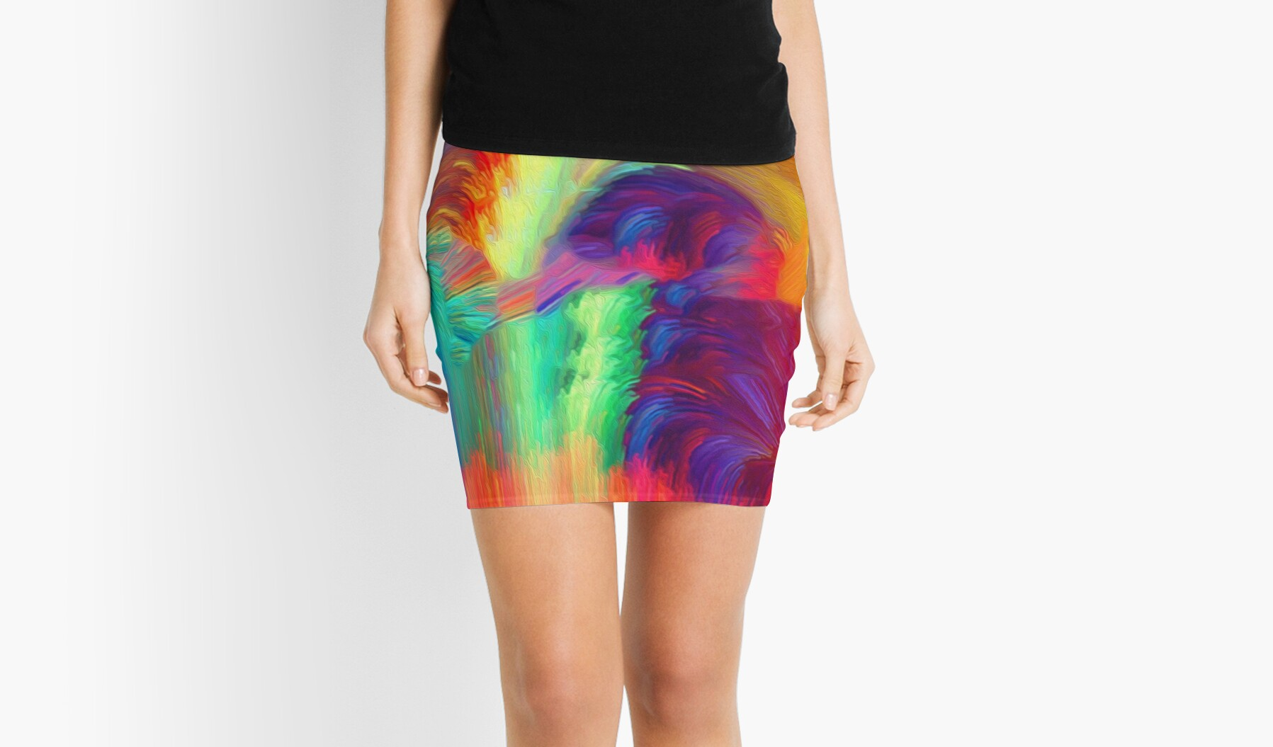 Abstract Paint by #PoptART products from Poptart.me