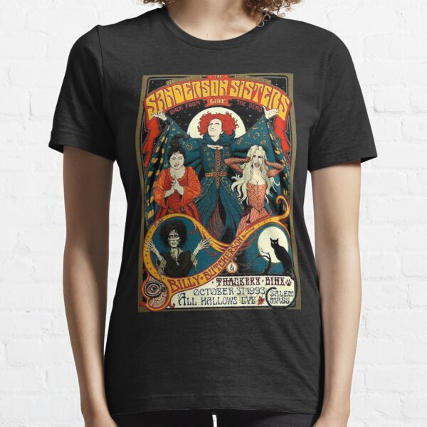 Sanderson Sisters Vintage Tour Poster T-Shirt Essential T-Shirt