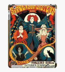 Sanderson Sisters Vintage Tour Poster T-Shirt iPad Case/Skin