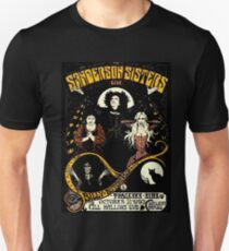 Sanderson Sisters Tour Poster T-Shirts T-Shirt
