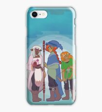 Of Bonds And Blood Campaign - The Players iPhone Case/Skin