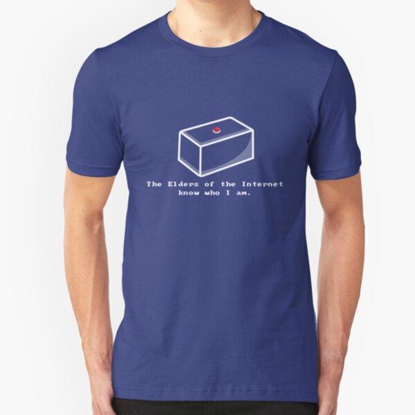 The Elders of the Internet Slim Fit T-Shirt