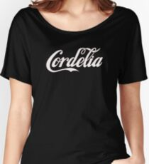 CORDELIA Women's Relaxed Fit T-Shirt