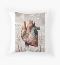 Heart 15 Throw Pillow