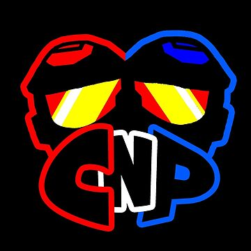 CNP Blackout logo by Alexo670