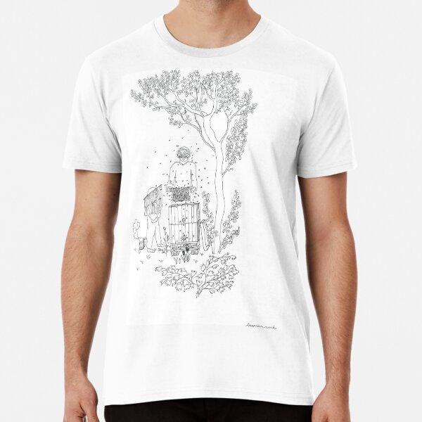 beegarden.works 004 Premium T-Shirt