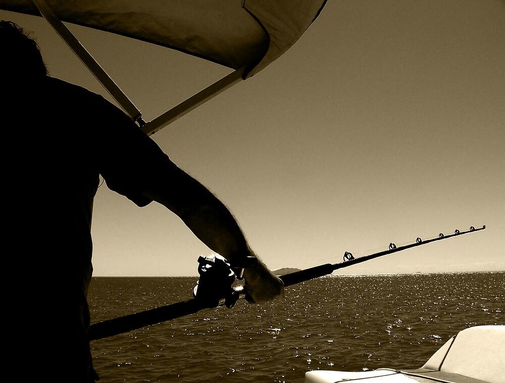 Gone fishin' by KylieB