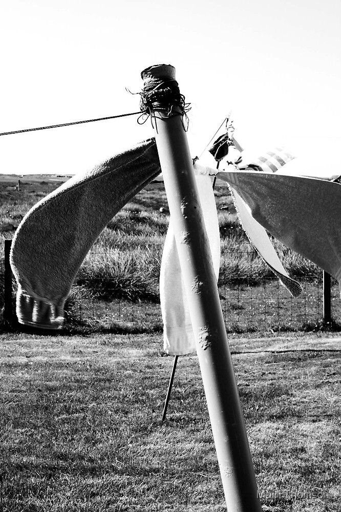 A Good Drying Day by Mairi Thomson